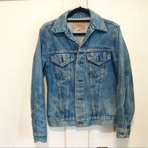 VINTAGE // 70s LEVIS Denim Jacket
